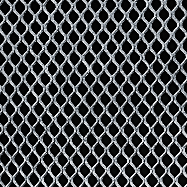 Image of steel mesh